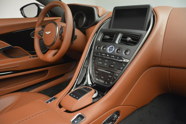 New 2019 Aston Martin DB11 V8 Convertible for sale Sold at Rolls-Royce Motor Cars Greenwich in Greenwich CT 06830 23