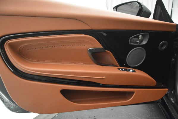 New 2019 Aston Martin DB11 V8 Convertible for sale Sold at Rolls-Royce Motor Cars Greenwich in Greenwich CT 06830 24