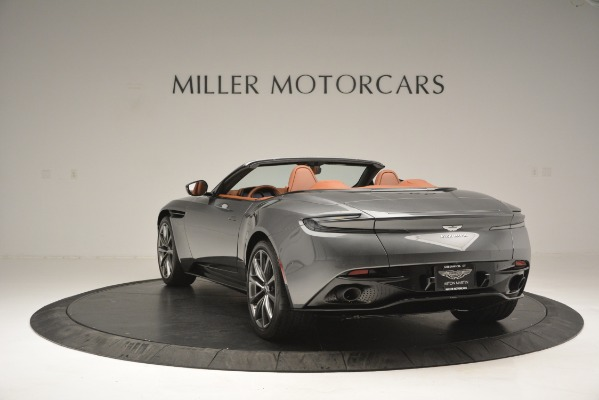 Used 2019 Aston Martin DB11 Volante for sale $214,990 at Rolls-Royce Motor Cars Greenwich in Greenwich CT 06830 4
