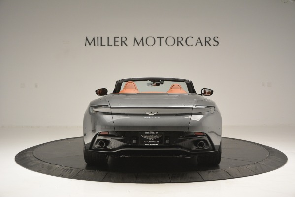 Used 2019 Aston Martin DB11 Volante for sale $214,990 at Rolls-Royce Motor Cars Greenwich in Greenwich CT 06830 5