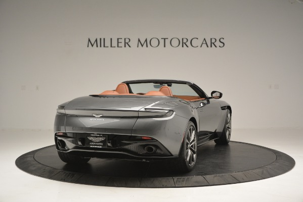 Used 2019 Aston Martin DB11 Volante for sale $214,990 at Rolls-Royce Motor Cars Greenwich in Greenwich CT 06830 6