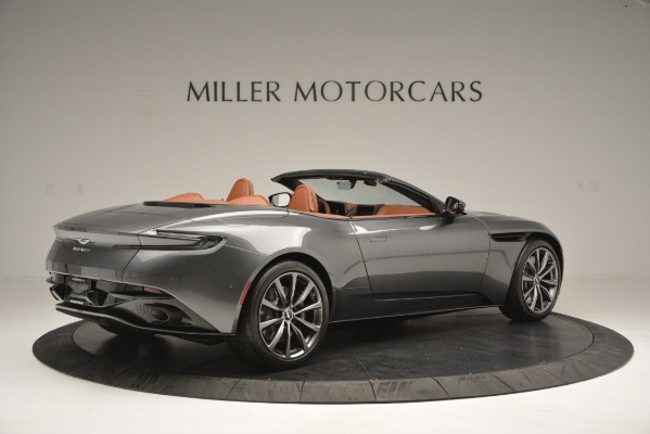 Used 2019 Aston Martin DB11 Volante for sale $214,990 at Rolls-Royce Motor Cars Greenwich in Greenwich CT 06830 7