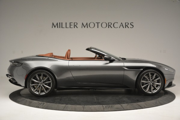 Used 2019 Aston Martin DB11 Volante for sale $214,990 at Rolls-Royce Motor Cars Greenwich in Greenwich CT 06830 8