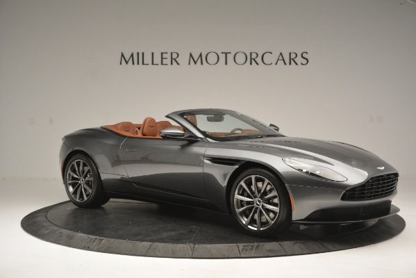 Used 2019 Aston Martin DB11 Volante for sale $214,990 at Rolls-Royce Motor Cars Greenwich in Greenwich CT 06830 9