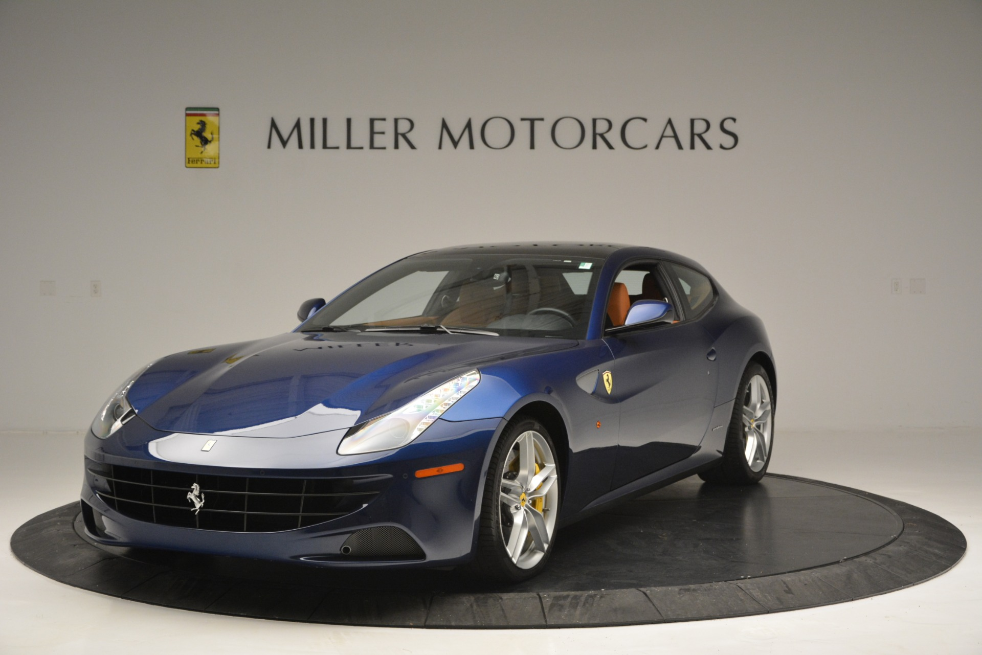Used 2016 Ferrari FF for sale Sold at Rolls-Royce Motor Cars Greenwich in Greenwich CT 06830 1