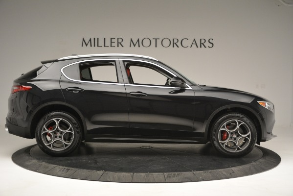 New 2019 Alfa Romeo Stelvio for sale Sold at Rolls-Royce Motor Cars Greenwich in Greenwich CT 06830 10