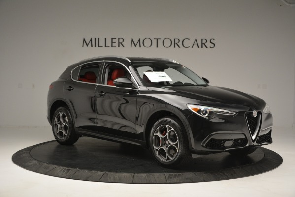New 2019 Alfa Romeo Stelvio for sale Sold at Rolls-Royce Motor Cars Greenwich in Greenwich CT 06830 11
