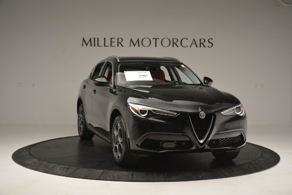 New 2019 Alfa Romeo Stelvio for sale Sold at Rolls-Royce Motor Cars Greenwich in Greenwich CT 06830 12