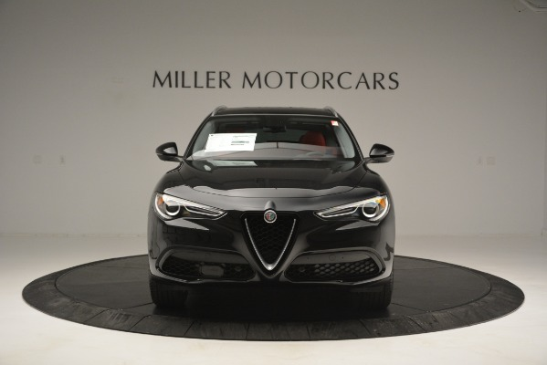 New 2019 Alfa Romeo Stelvio for sale Sold at Rolls-Royce Motor Cars Greenwich in Greenwich CT 06830 13