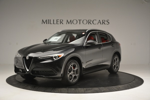 New 2019 Alfa Romeo Stelvio for sale Sold at Rolls-Royce Motor Cars Greenwich in Greenwich CT 06830 2