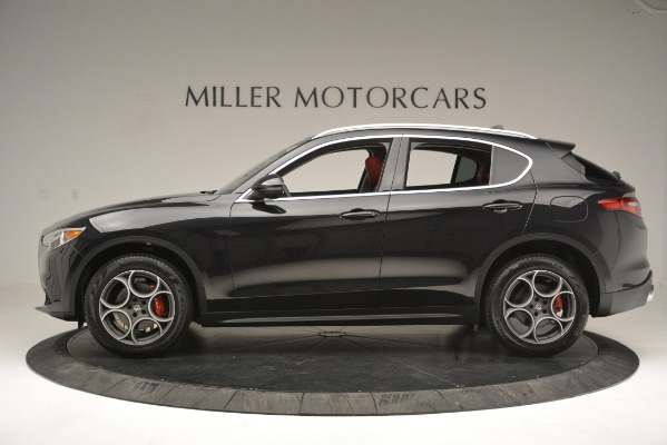 New 2019 Alfa Romeo Stelvio for sale Sold at Rolls-Royce Motor Cars Greenwich in Greenwich CT 06830 4