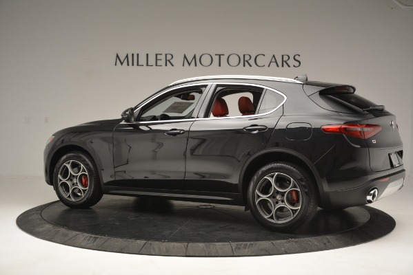 New 2019 Alfa Romeo Stelvio for sale Sold at Rolls-Royce Motor Cars Greenwich in Greenwich CT 06830 5
