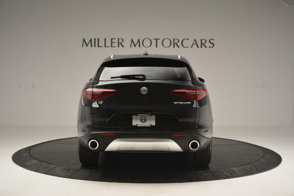 New 2019 Alfa Romeo Stelvio for sale Sold at Rolls-Royce Motor Cars Greenwich in Greenwich CT 06830 7