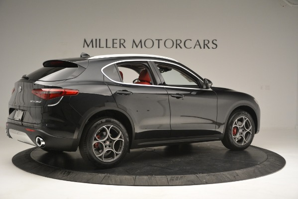 New 2019 Alfa Romeo Stelvio for sale Sold at Rolls-Royce Motor Cars Greenwich in Greenwich CT 06830 9