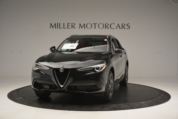 New 2019 Alfa Romeo Stelvio for sale Sold at Rolls-Royce Motor Cars Greenwich in Greenwich CT 06830 1