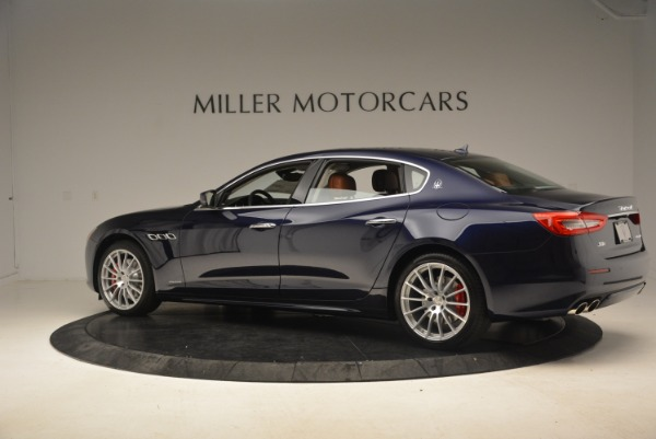 New 2019 Maserati Quattroporte S Q4 GranLusso for sale Sold at Rolls-Royce Motor Cars Greenwich in Greenwich CT 06830 4