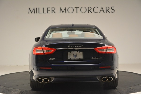 New 2019 Maserati Quattroporte S Q4 GranLusso for sale Sold at Rolls-Royce Motor Cars Greenwich in Greenwich CT 06830 6