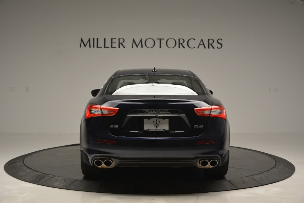New 2019 Maserati Ghibli S Q4 for sale Sold at Rolls-Royce Motor Cars Greenwich in Greenwich CT 06830 6