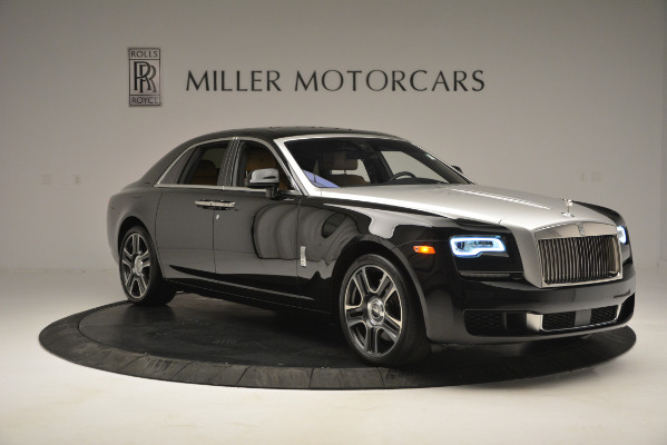 Used 2018 Rolls-Royce Ghost for sale Sold at Rolls-Royce Motor Cars Greenwich in Greenwich CT 06830 10