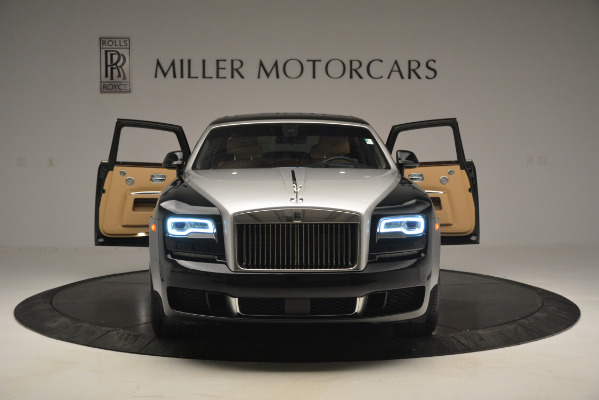 Used 2018 Rolls-Royce Ghost for sale Sold at Rolls-Royce Motor Cars Greenwich in Greenwich CT 06830 12