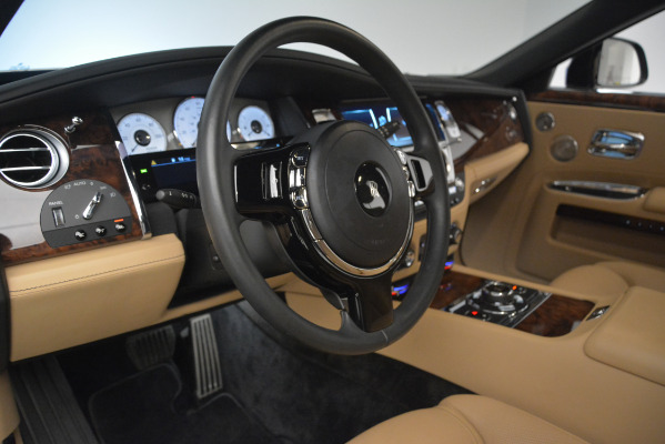 Used 2018 Rolls-Royce Ghost for sale Sold at Rolls-Royce Motor Cars Greenwich in Greenwich CT 06830 16