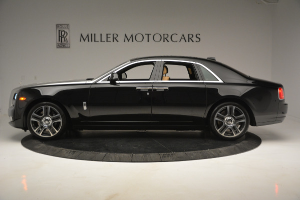 Used 2018 Rolls-Royce Ghost for sale Sold at Rolls-Royce Motor Cars Greenwich in Greenwich CT 06830 2