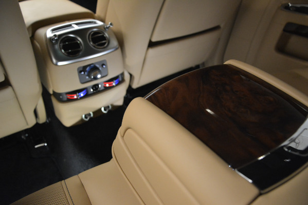 Used 2018 Rolls-Royce Ghost for sale Sold at Rolls-Royce Motor Cars Greenwich in Greenwich CT 06830 23