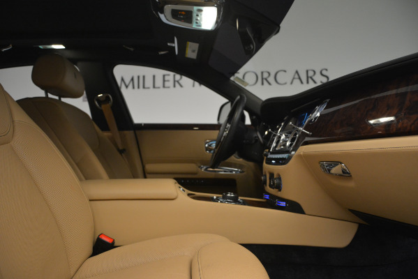 Used 2018 Rolls-Royce Ghost for sale Sold at Rolls-Royce Motor Cars Greenwich in Greenwich CT 06830 26
