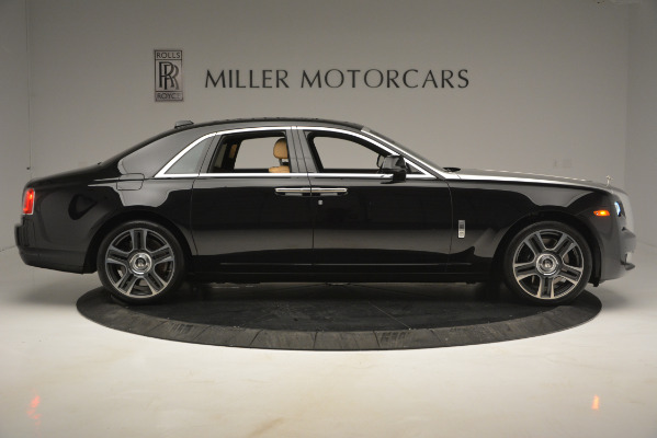 Used 2018 Rolls-Royce Ghost for sale Sold at Rolls-Royce Motor Cars Greenwich in Greenwich CT 06830 9