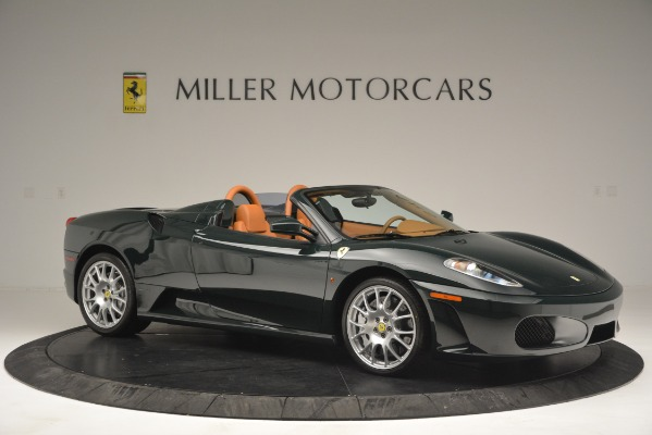 Used 2005 Ferrari F430 Spider for sale Sold at Rolls-Royce Motor Cars Greenwich in Greenwich CT 06830 10