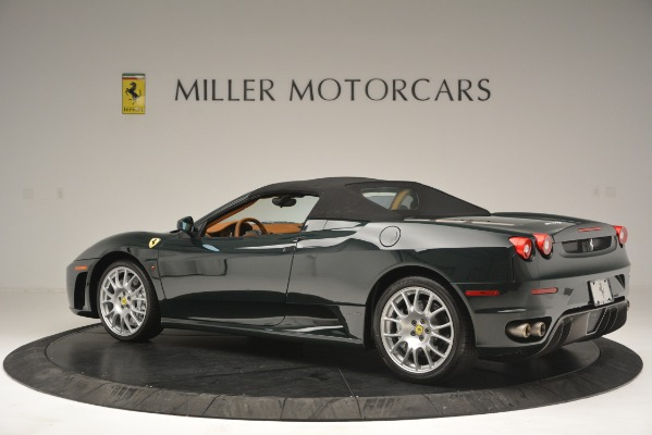 Used 2005 Ferrari F430 Spider for sale Sold at Rolls-Royce Motor Cars Greenwich in Greenwich CT 06830 16