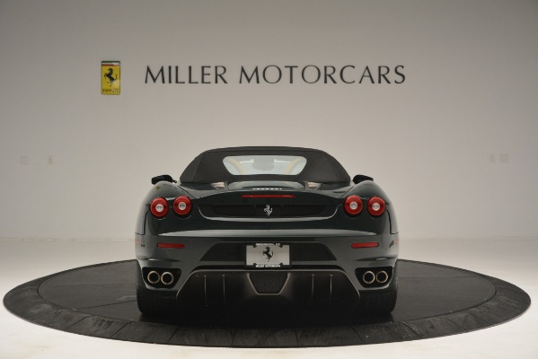 Used 2005 Ferrari F430 Spider for sale Sold at Rolls-Royce Motor Cars Greenwich in Greenwich CT 06830 18