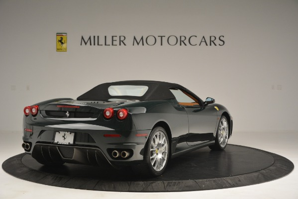 Used 2005 Ferrari F430 Spider for sale Sold at Rolls-Royce Motor Cars Greenwich in Greenwich CT 06830 19