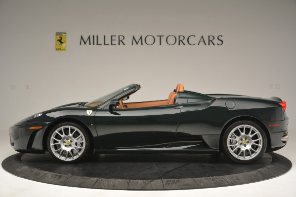 Used 2005 Ferrari F430 Spider for sale Sold at Rolls-Royce Motor Cars Greenwich in Greenwich CT 06830 3