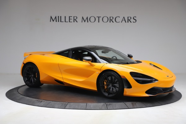 New 2019 McLaren 720S Performance for sale Sold at Rolls-Royce Motor Cars Greenwich in Greenwich CT 06830 10