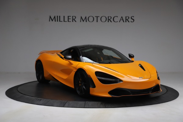 Used 2019 McLaren 720S Performance for sale $309,990 at Rolls-Royce Motor Cars Greenwich in Greenwich CT 06830 11