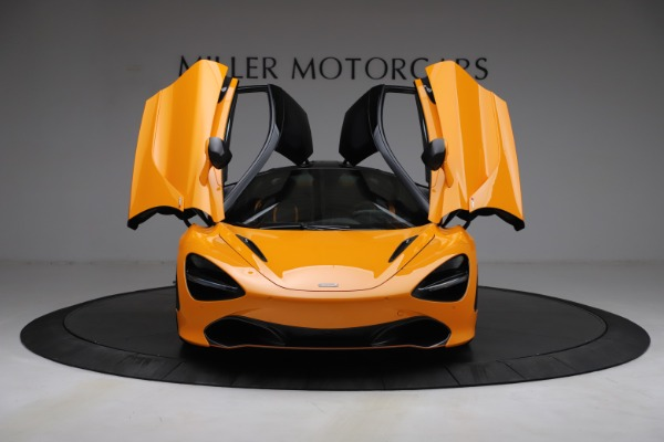 New 2019 McLaren 720S Performance for sale Sold at Rolls-Royce Motor Cars Greenwich in Greenwich CT 06830 13