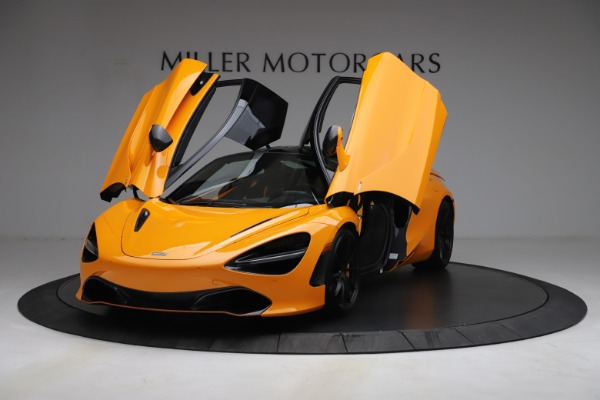 New 2019 McLaren 720S Performance for sale Sold at Rolls-Royce Motor Cars Greenwich in Greenwich CT 06830 14