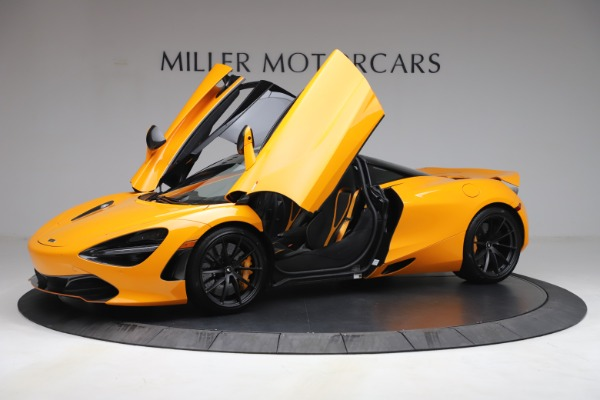 New 2019 McLaren 720S Performance for sale Sold at Rolls-Royce Motor Cars Greenwich in Greenwich CT 06830 15