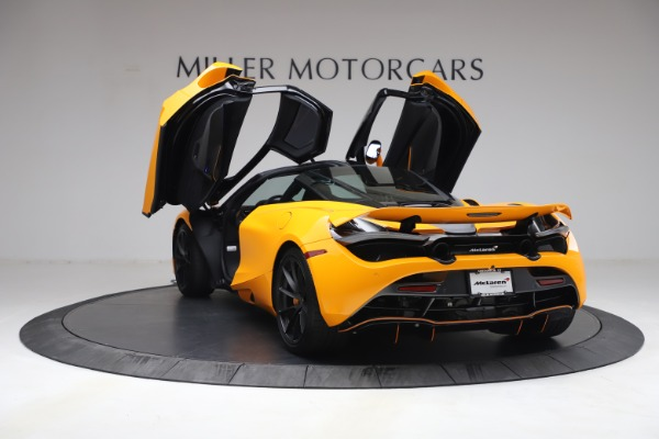 New 2019 McLaren 720S Performance for sale Sold at Rolls-Royce Motor Cars Greenwich in Greenwich CT 06830 18