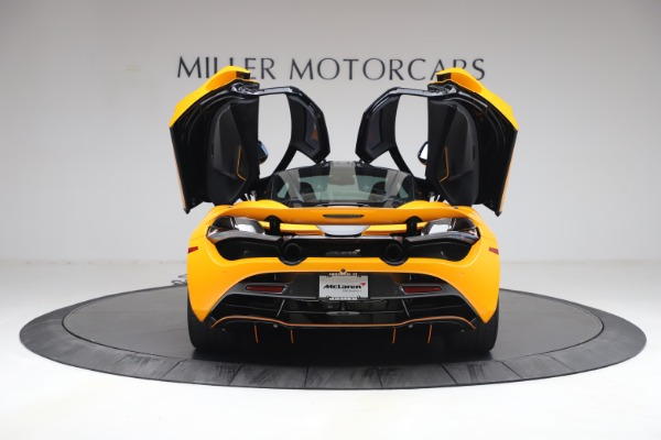 New 2019 McLaren 720S Performance for sale Sold at Rolls-Royce Motor Cars Greenwich in Greenwich CT 06830 19