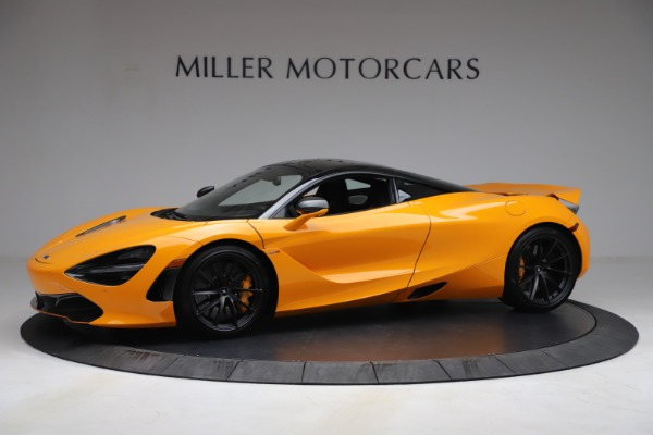 New 2019 McLaren 720S Performance for sale Sold at Rolls-Royce Motor Cars Greenwich in Greenwich CT 06830 2