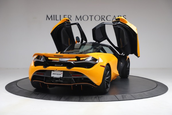 New 2019 McLaren 720S Performance for sale Sold at Rolls-Royce Motor Cars Greenwich in Greenwich CT 06830 20