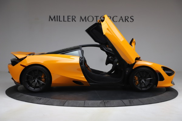 New 2019 McLaren 720S Performance for sale Sold at Rolls-Royce Motor Cars Greenwich in Greenwich CT 06830 22