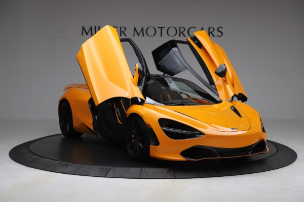 New 2019 McLaren 720S Performance for sale Sold at Rolls-Royce Motor Cars Greenwich in Greenwich CT 06830 24
