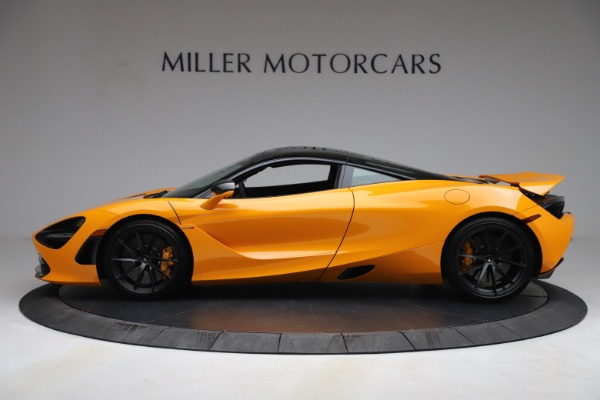 New 2019 McLaren 720S Performance for sale Sold at Rolls-Royce Motor Cars Greenwich in Greenwich CT 06830 3