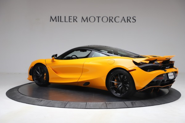 New 2019 McLaren 720S Performance for sale Sold at Rolls-Royce Motor Cars Greenwich in Greenwich CT 06830 4