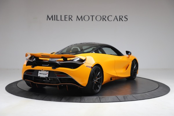 New 2019 McLaren 720S Performance for sale Sold at Rolls-Royce Motor Cars Greenwich in Greenwich CT 06830 7