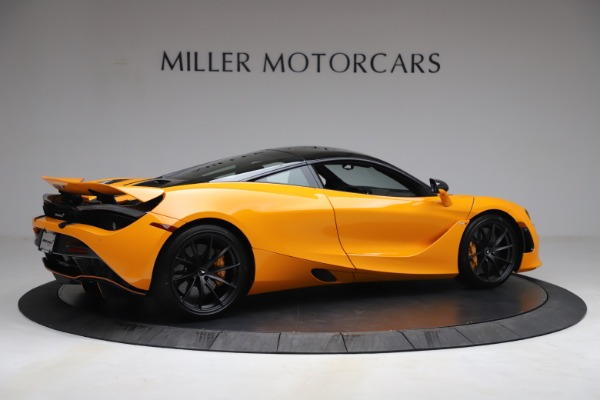 New 2019 McLaren 720S Performance for sale Sold at Rolls-Royce Motor Cars Greenwich in Greenwich CT 06830 8