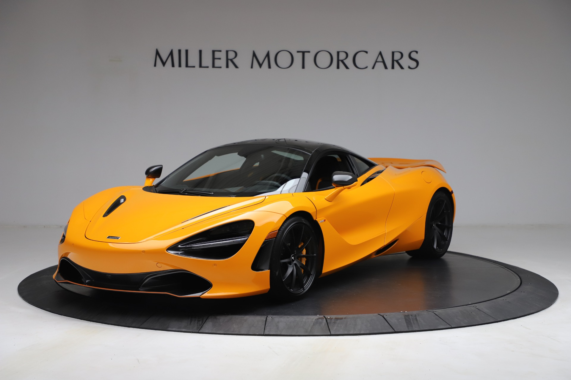 New 2019 McLaren 720S Performance for sale Sold at Rolls-Royce Motor Cars Greenwich in Greenwich CT 06830 1